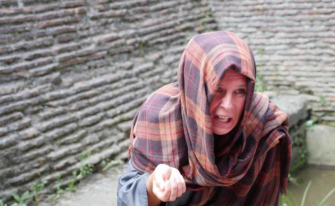 MARDI – Les visites théâtralisées
